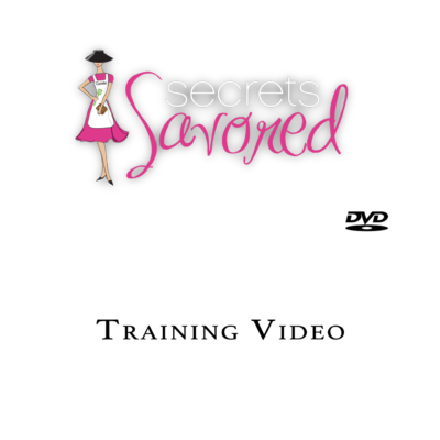 Secrets DVD Cover